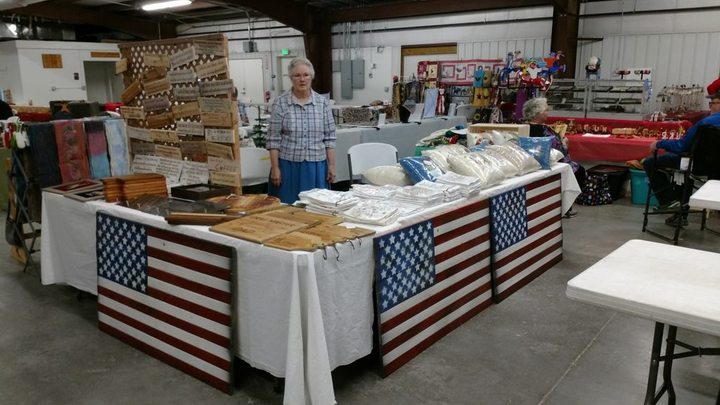 Wyoming Handcrafts craft sale